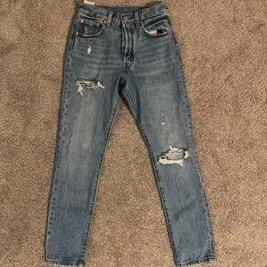 Skinny Levi's 501